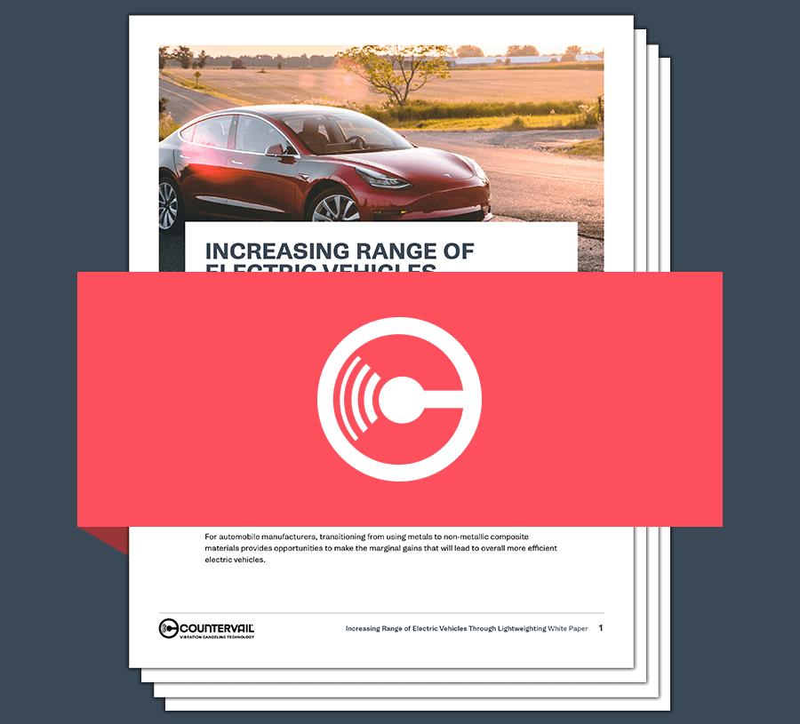 Increasing Range of Electric Vehicles Through Lightweighting White Paper
